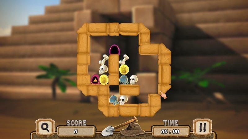 埃及大冒险HD游戏截图第3张