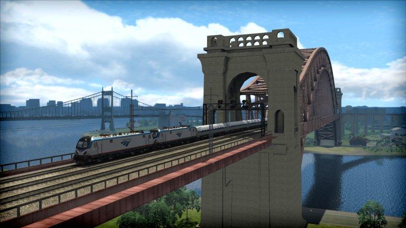列车模拟器:NEC:纽约纽黑文航线附加截图第1张