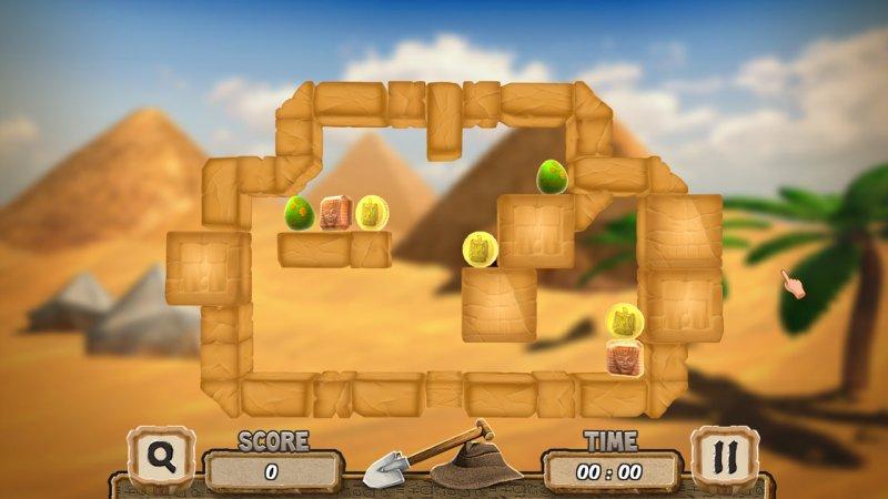 埃及大冒险HD游戏截图第1张