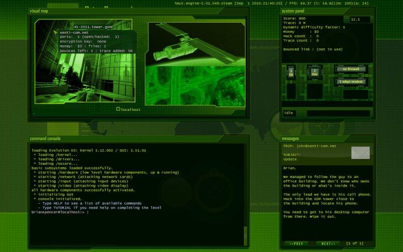 黑客进化:不为人知的秘密截图第5张