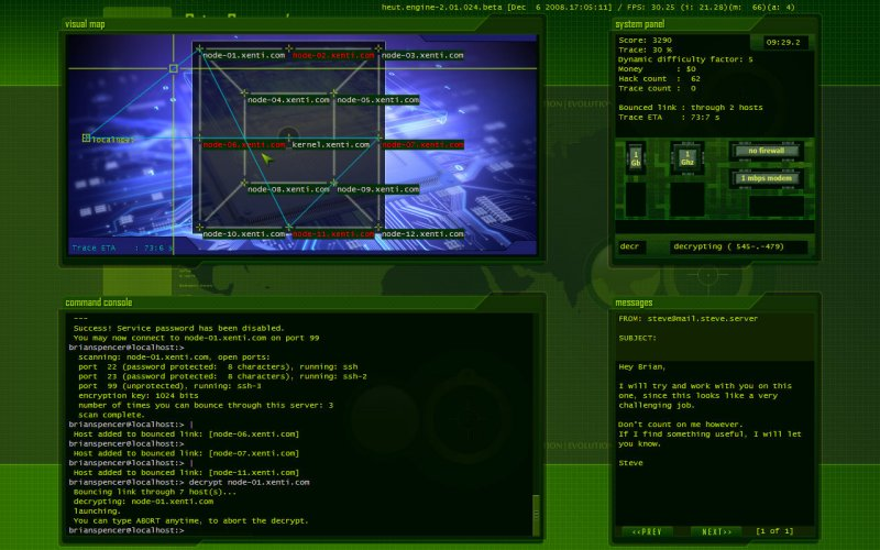 黑客进化:不为人知的秘密截图第2张