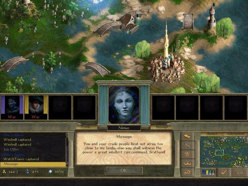 奇迹时代II:巫师王座截图第2张