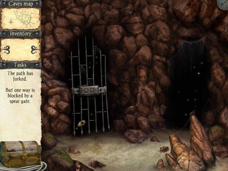 鲁宾逊漂流记与海盗诅咒截图第3张