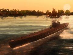 猎杀潜航4:太平洋之狼-U型潜艇任务截图