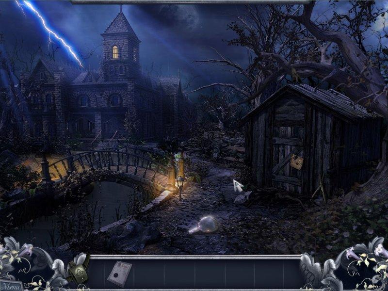 闹鬼的过去:境界的鬼魂截图第2张