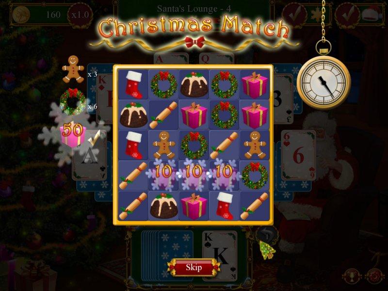 圣诞老人的圣诞接龙截图第3张
