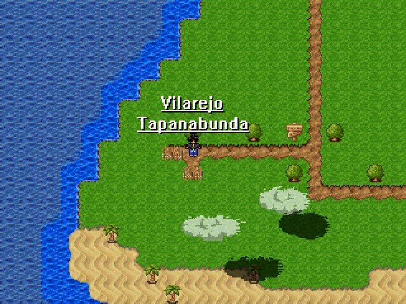 Fantasya Final Definitiva REMAKE截图第2张