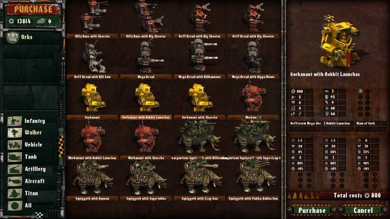 战锤40K:末日之战截图第2张
