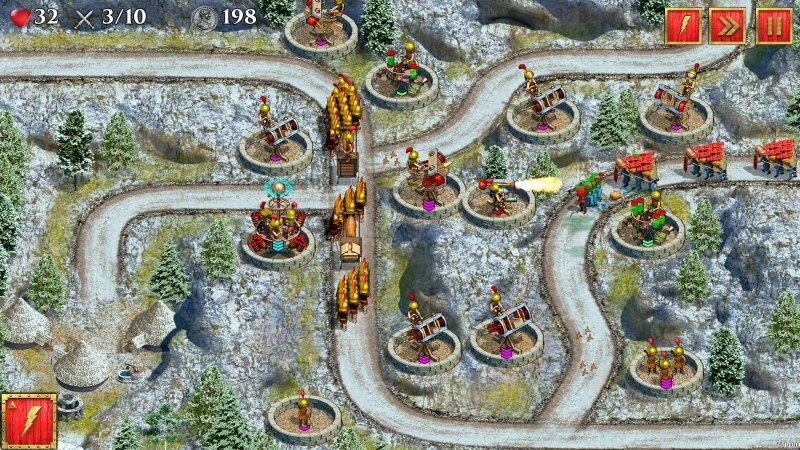 英国罗马防御战截图第9张
