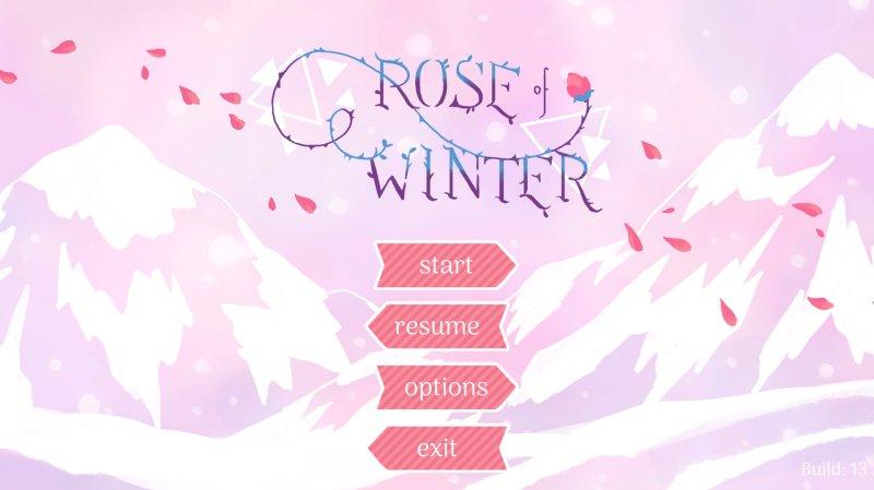 冬天的玫瑰截图第1张