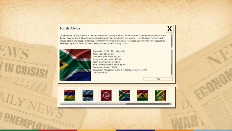 民主制度3非洲截图第4张