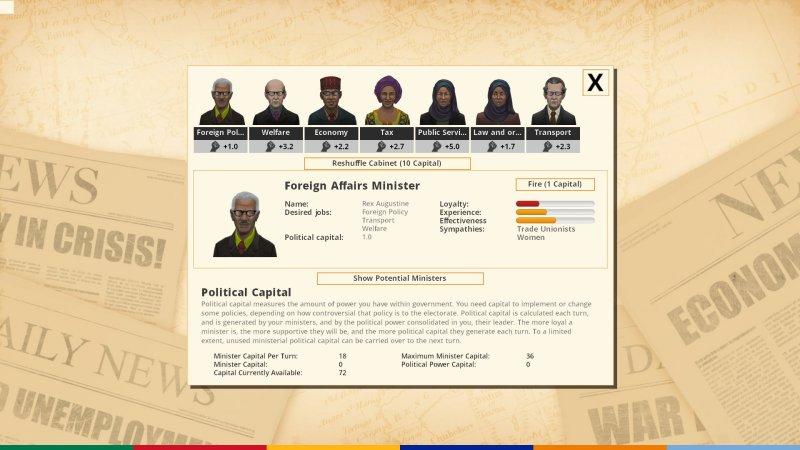 民主制度3非洲截图第9张