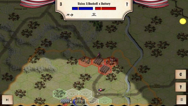 内战:1861年的牛市截图第5张