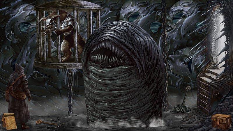 迷幻追踪:黑暗之伤截图第3张