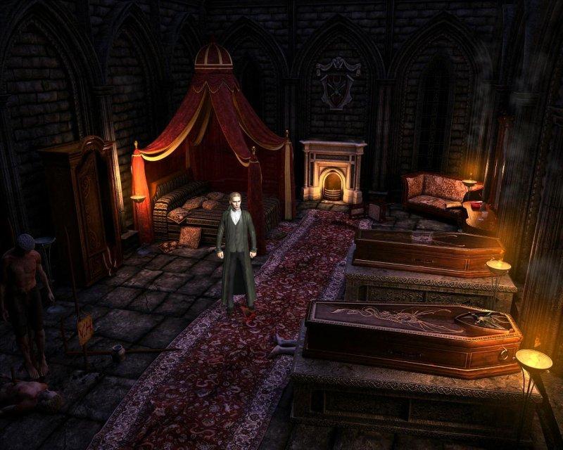 吸血鬼:起源截图第3张