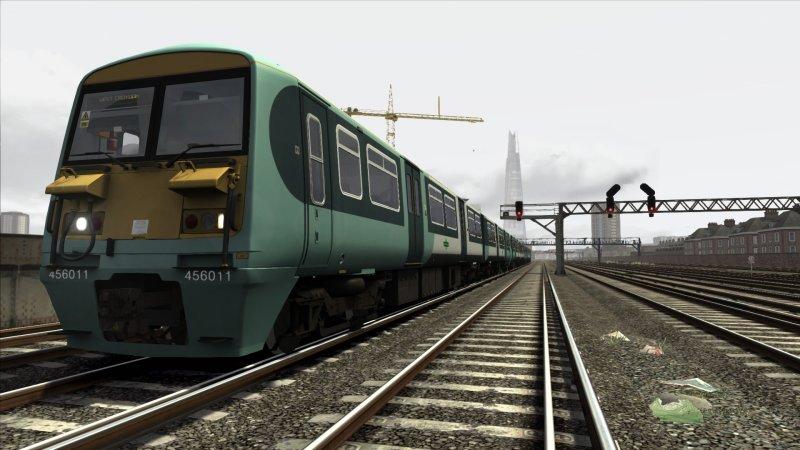 列车模拟器:南伦敦网络线路附加截图第2张