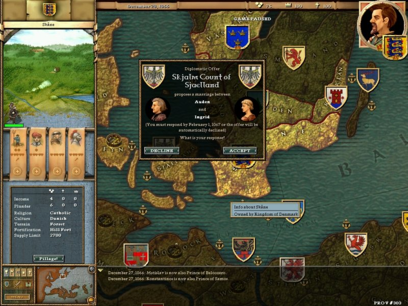 Crusader Kings Complete截图第8张