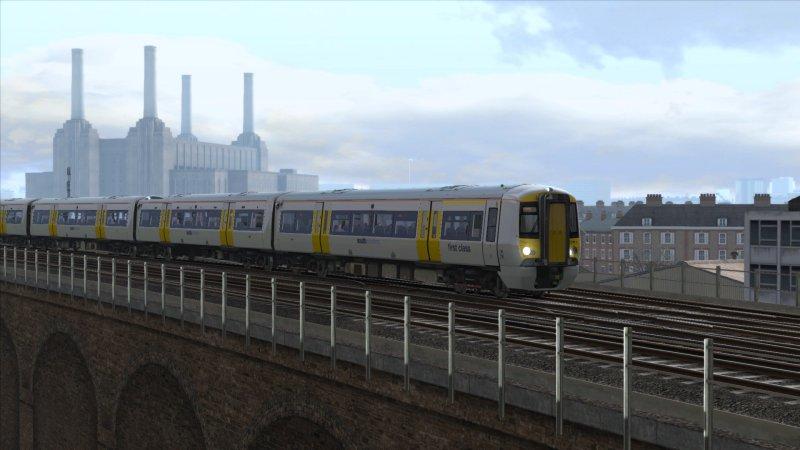 列车模拟器:南伦敦网络线路附加截图第1张