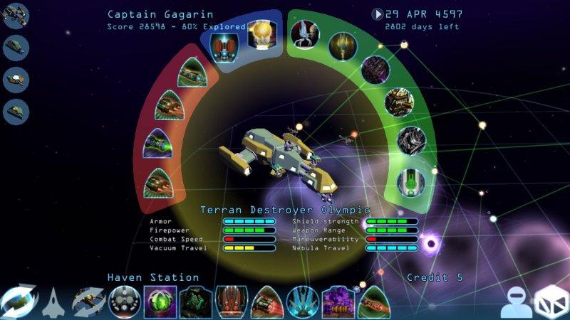 无限空间3:星辰大海截图第4张