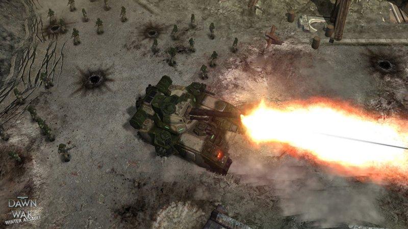 战锤®40,000:战争黎明® - 冬季攻击截图第4张