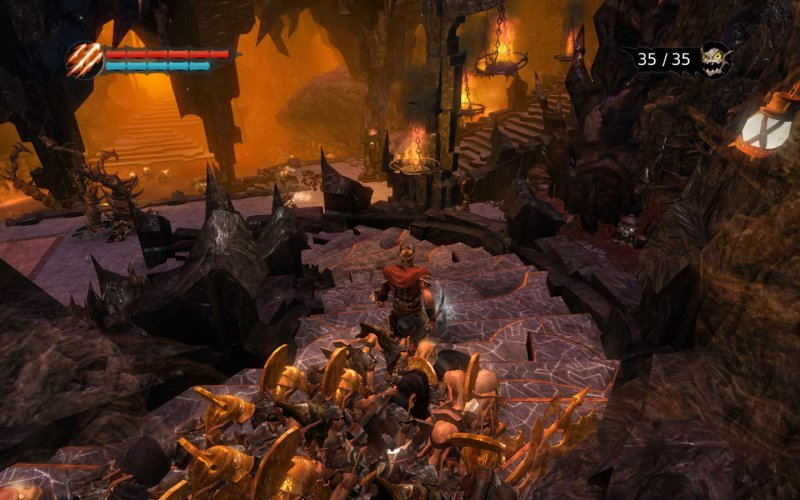 霸王:地狱重生截图第3张