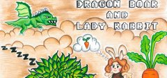 Dragon Boar and Lady Rabbit