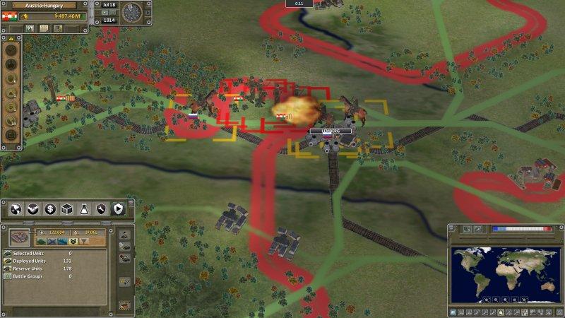 最高统治者伟大的战争截图第8张