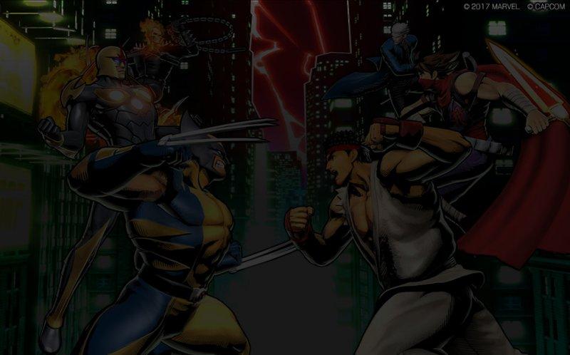 终极漫画英雄vs卡普空3截图第6张