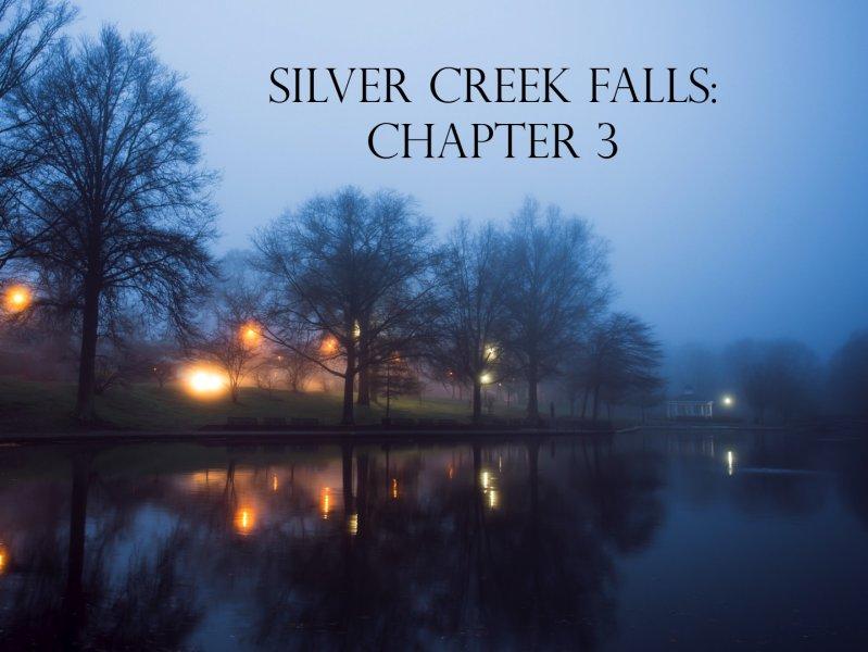 银溪瀑布-第3章截图第1张
