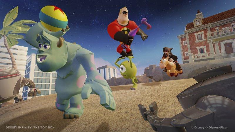 迪士尼无限1.0:黄金版截图第1张