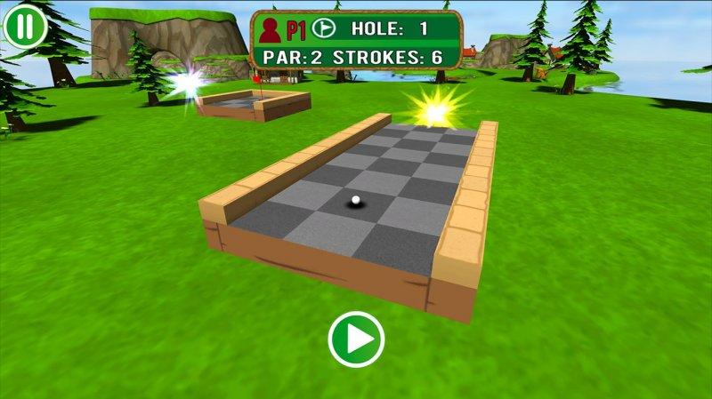 迷你高尔夫球截图第2张