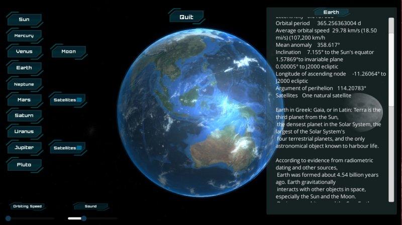 太阳系截图第2张