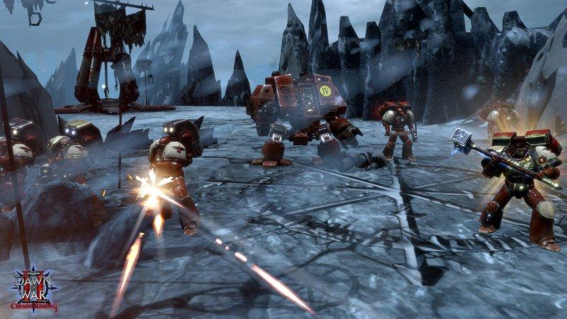 战锤40K:战争黎明2-混沌崛起截图第3张