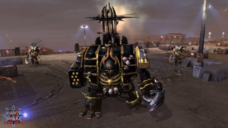 战锤40K:战争黎明2-混沌崛起截图第2张