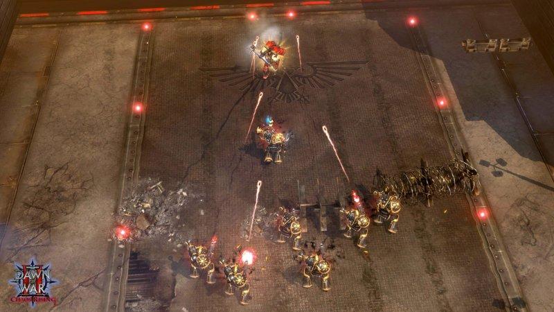 战锤40K:战争黎明2-混沌崛起截图第4张