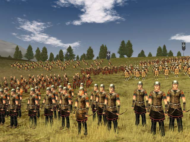 罗马:全面战争™收集截图第4张