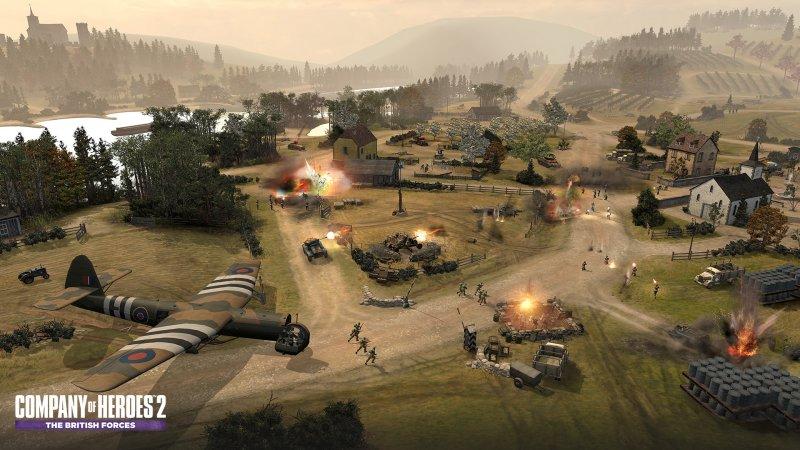 英雄连2:大不列颠军团截图第1张
