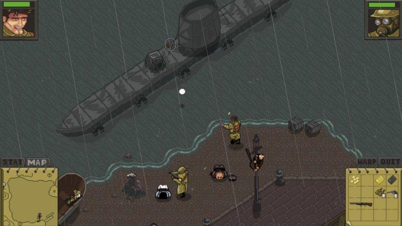 超级海沟攻击!截图第4张