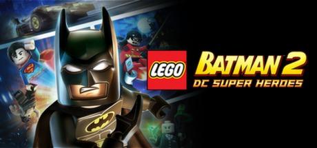 乐高®蝙蝠侠2 DC超级英雄™