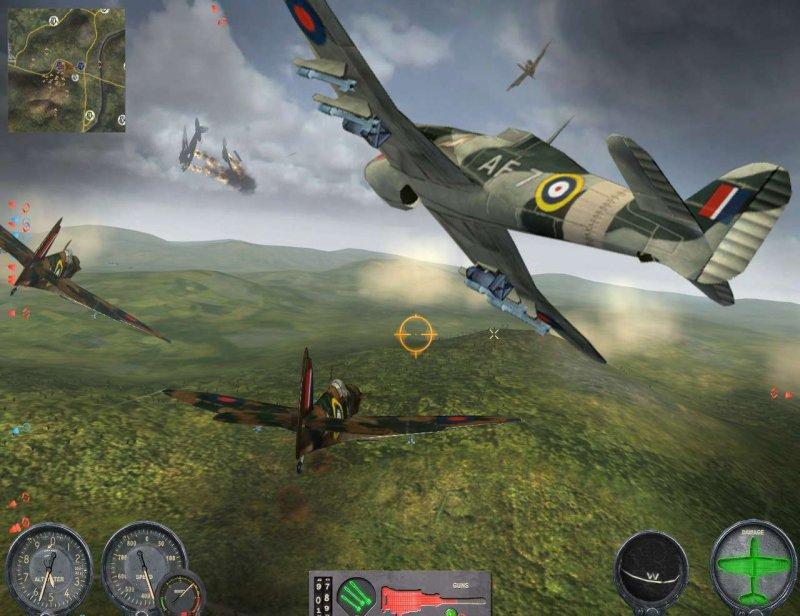不列颠之战:战斗之翼截图第2张