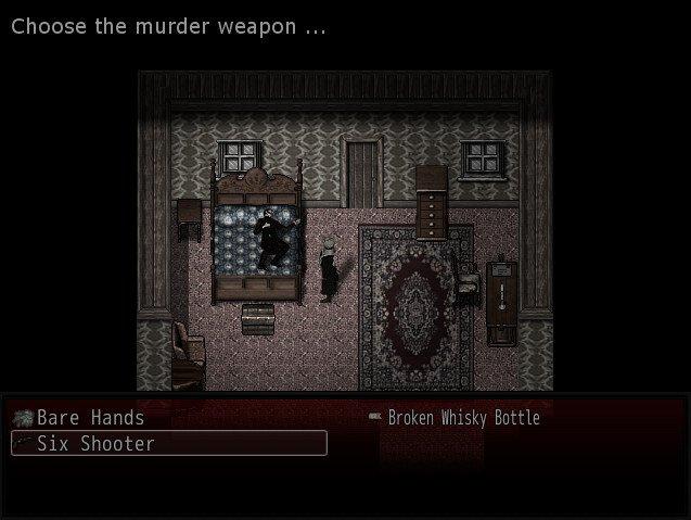 谋杀x脱出ADV截图第6张