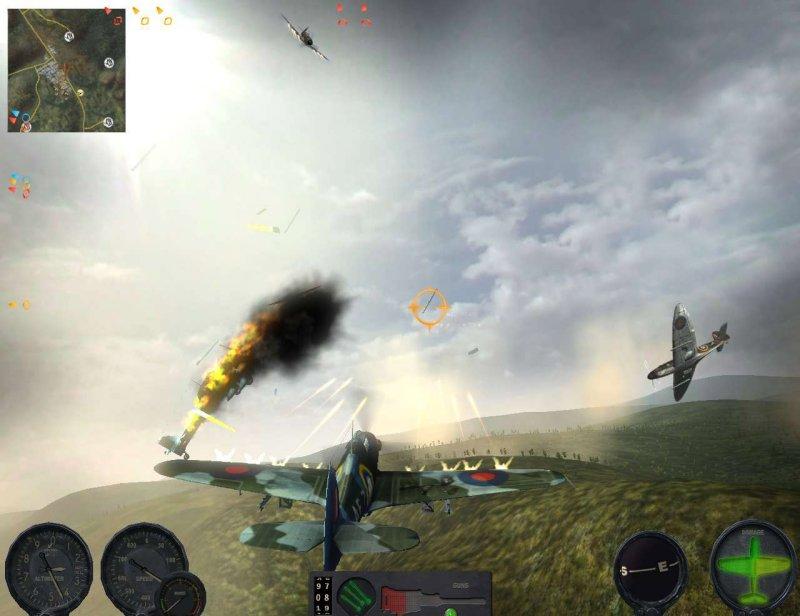 不列颠之战:战斗之翼截图第1张