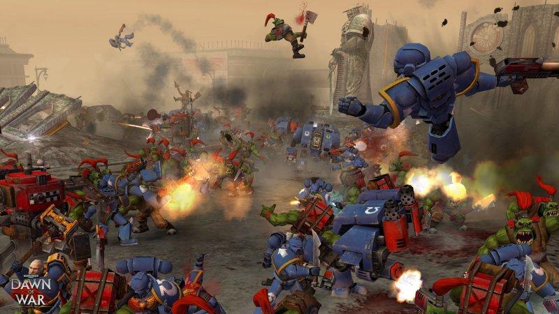战锤 40,000: Dawn of War 战争黎明截图第1张