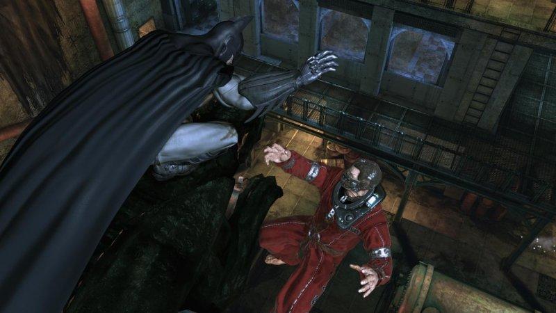 蝙蝠侠:阿卡姆疯人院截图第2张