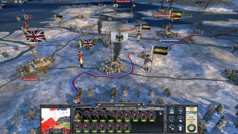全面战争:拿破仑截图第3张