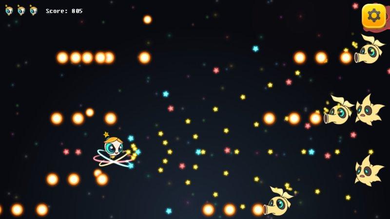 小行星女孩截图第4张