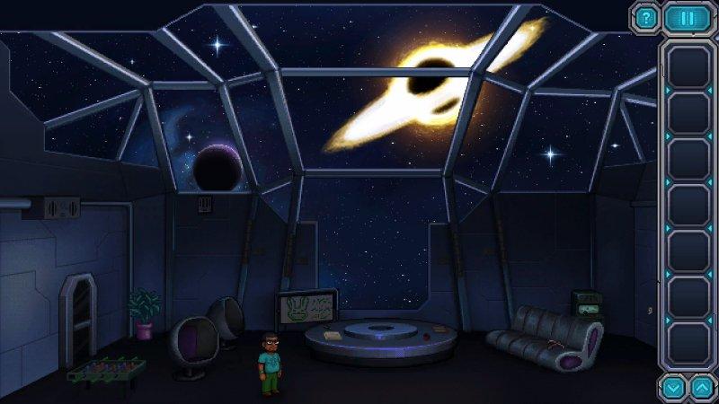 奥德修斯和他的探索机器人截图第2张