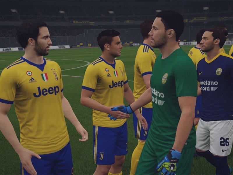 FIFA OL4截图第1张