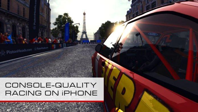 超级房车赛:汽车运动游戏截图第1张