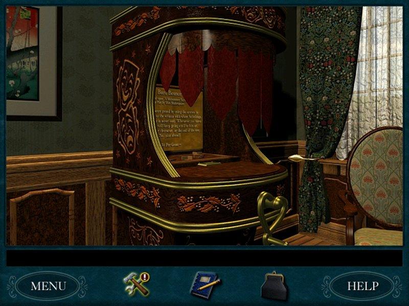 南希朱尔:老时钟的秘密截图第1张